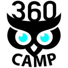 Campamentos | Formación | 360 Camp Icon