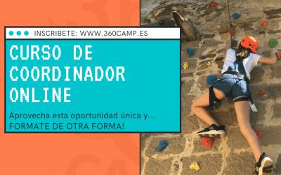 📲 CURSO DE COORDINADOR ONLINE