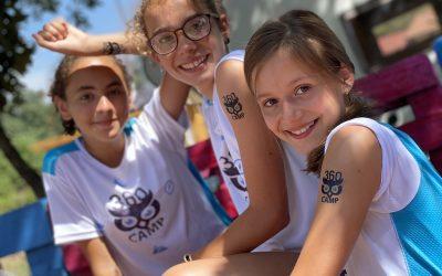 Ven GRATIS a los campamentos de verano 360 Camp